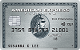 Peninsula Platinum Card
