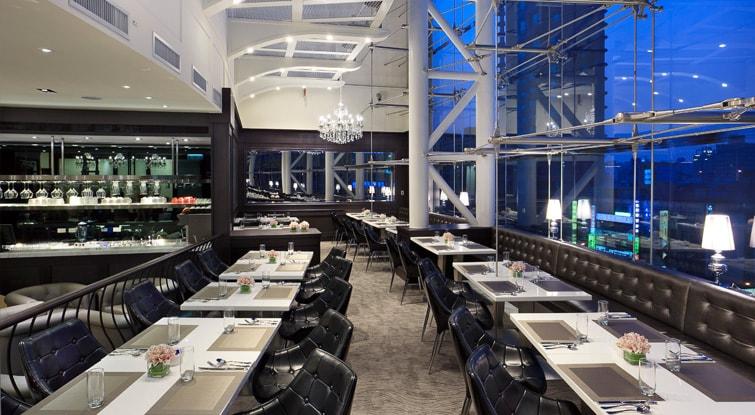 American Express Hong Kong Dining At Brasserie Liz