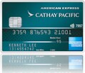 The American Express® Cathay Pacific Credit Card
