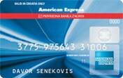 PBZ American Express-« Shopping Card