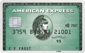 The Green International Currency Card