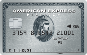 American Express International Currency Personal Cards