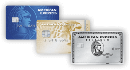 American Express® Platinum Card, American Express Membership Rewards® Credit Card, American Express SmartEarn™ Credit Card