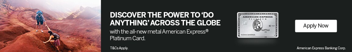 american express india platinum card