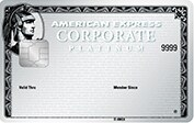 The Platinum Card® 법인카드