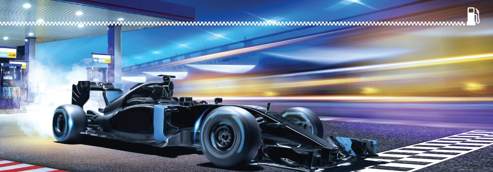 Fuel your way to the Abu Dhabi Grand Prix