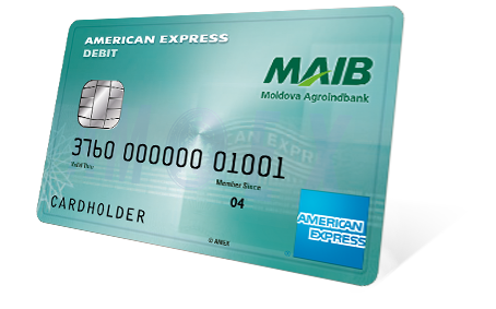 American Express® Green Debit Card