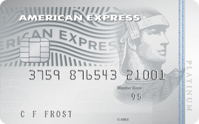 The Platinum SKYPLUS Credit Card American Express