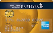 Singapore Airlines KrisFlyer American Express® Gold Credit Card