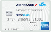 De Flying Blue - American Express Entry Card