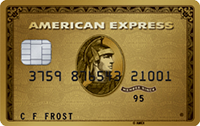 The Gold Card van American Express