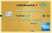 American Express - Flying Blue Gold Card