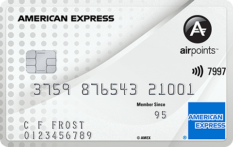 Airpoints card art