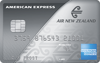 The Air New Zealand American Express Platinum Card