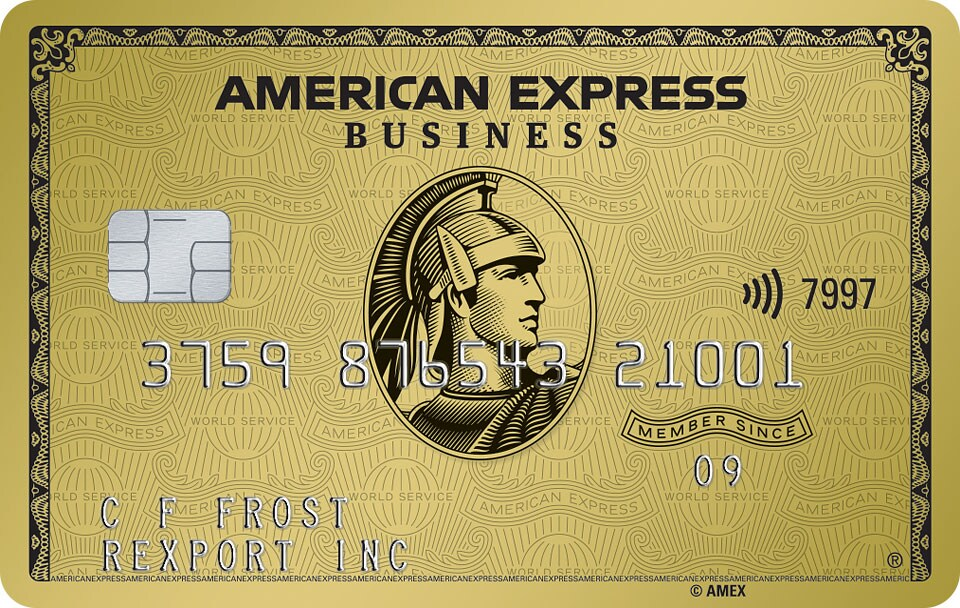 The American Express Airpoint Platinum Card