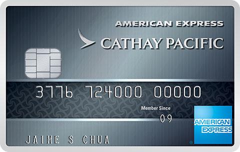 Rewards American Express Card