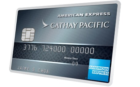 the cathay pacific american express elite credit card. Black Bedroom Furniture Sets. Home Design Ideas
