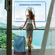 Free American Tourister Luggage