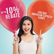 Rebate Blowout at the SM 3-Day Sale