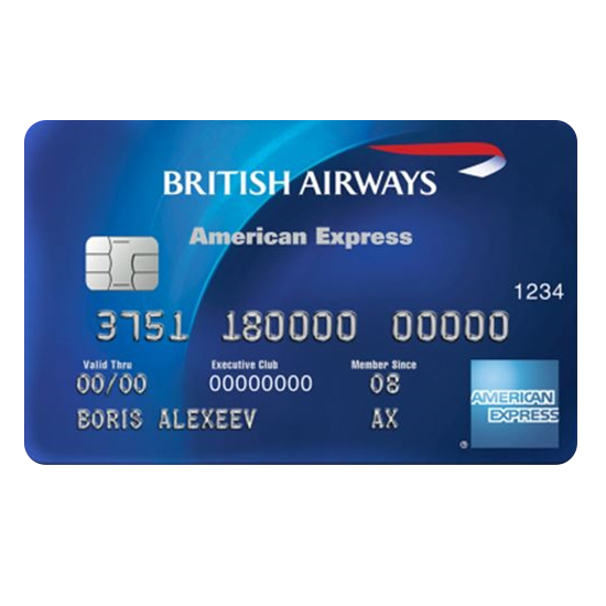 British Airways American Express Classic Card