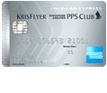 American Express® Singapore Airlines PPS Club Platinum Credit Card