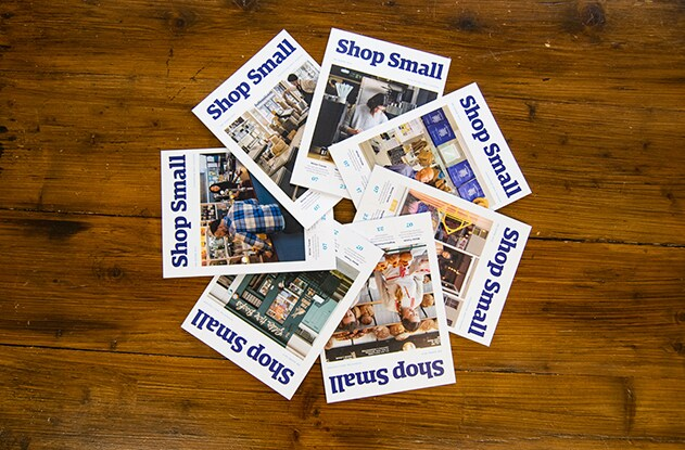 Shop small magazine