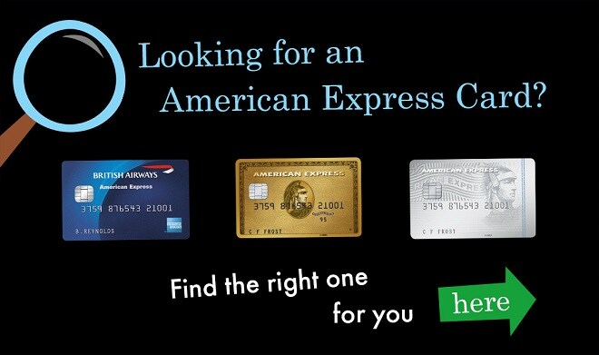 Looking for an American Express Card: Click here