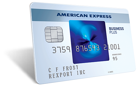American Express Business Plus Card