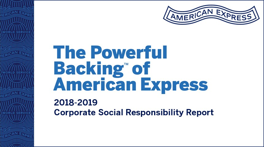 The Powerful Backing of American Express