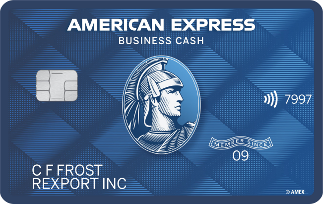 American Express Blue Business Cash™