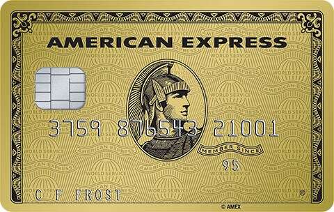 American Express Traditional Gold Card