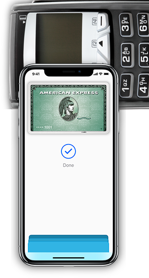 American Express & Apple Pay Easy Setup Instructions