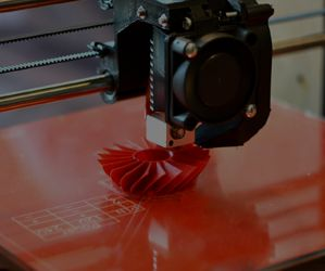 3D printing and its benefits in global supply chain management.