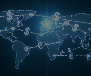 Innovation has improved the speed and efficiency of international money transfers.