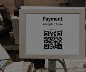 QR Codes Used in Payment Services