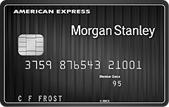 Morgan Stanley Credit Card from American Express