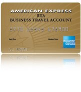Business Travel Account Card