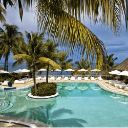 Five-star Maritim Resort and Spa, Mauritius