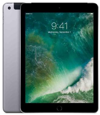 iPad 9,7 Wi-Fi + Cellular 128GB - Space Grey