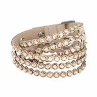 SWAROVSKI Armband Power Collection, Beige