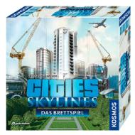 KOSMOS Brettspiel Cities Skylines