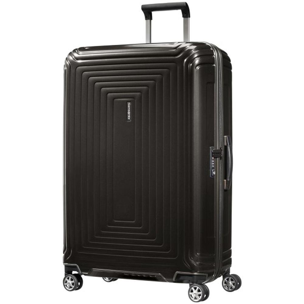 "Samsonite - Spinner ""Neopulse"" 55 cm, metallic Schwartz"