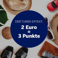 Link zu American Express Membership Rewards Turbo - 50% mehr Punkte Details