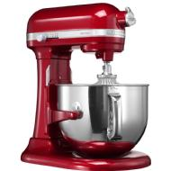 KitchenAid Küchenmaschine Artisan 6,9L Empire Rot 5KSM7580XEER