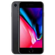Apple iPhone 8 128 GB, Space Grau MX162ZD/A