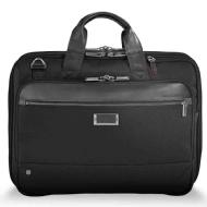 Briggs & Riley Aktentasche Medium Expandable Brief, Schwarz KB425X-4