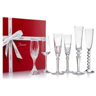 Baccarat Champagnergläser-Set Bubble Box 6-teilig 2811434