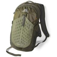 GREGORY Rucksack Nano 20, Eclipse Fennel Green 111499-1333