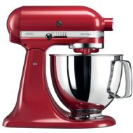 KitchenAid Küchenmaschine Artisan 4,8L Empire Rot 5KSM125