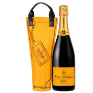 LVMH Veuve Clicquot Brut Yellow Label im Shopping Bag 0,75l